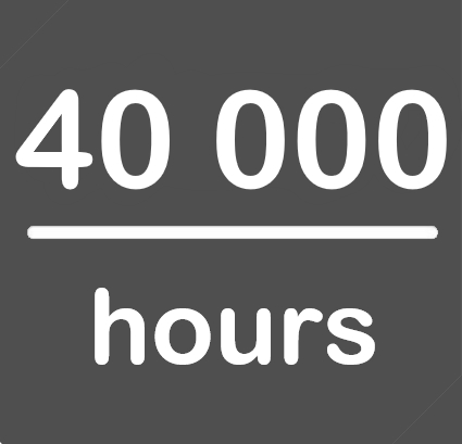 40000hours.