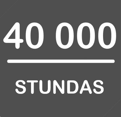 40000stundas.