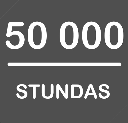 50000stundas.