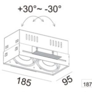 2x5w-dubults-iebuvejams-led1-gaismeklis-melns-aiplights-shema